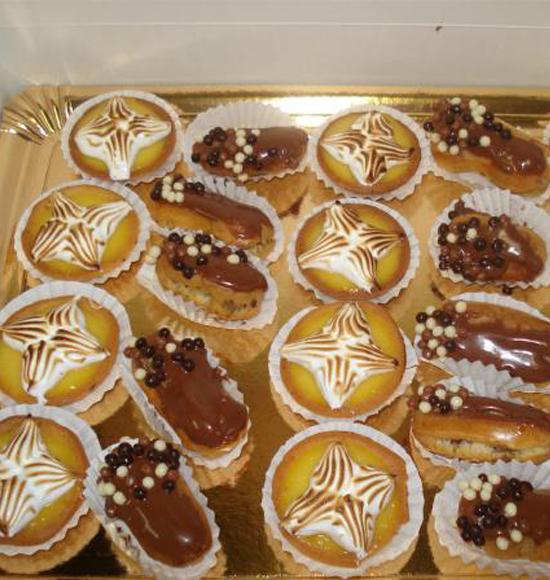 Produits de pâtisserie à Bailleul